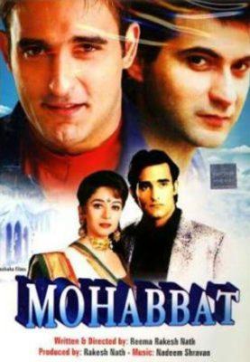 Mohabbat (1997) Hindi