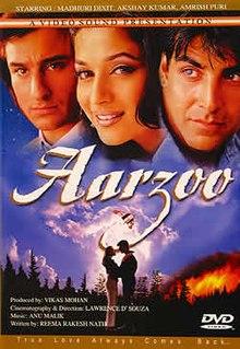 Aarzoo (1999) Hindi