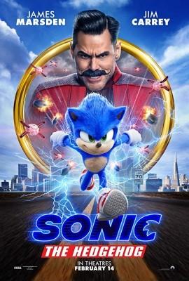 Sonic the Hedgehog (2020) English