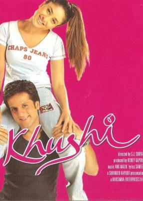 Khushi (2003) Hindi