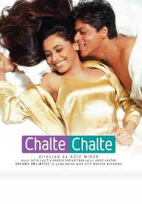 Chalte Chalte (2003) Hindi