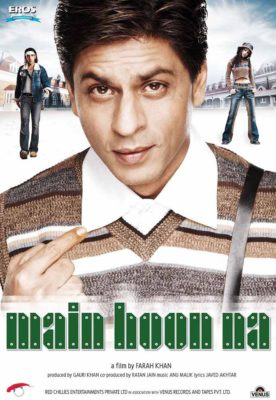 Main Hoon Na (2004) Hindi