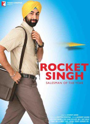 Rocket Singh: Salesman of the Year (2009) Hindi