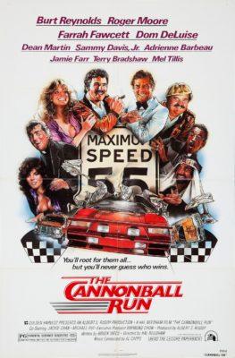 The Cannonball Run (1981) Hindi Dubbed