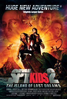 Spy Kids 2: Island of Lost Dreams (2002) Hindi Dubbed