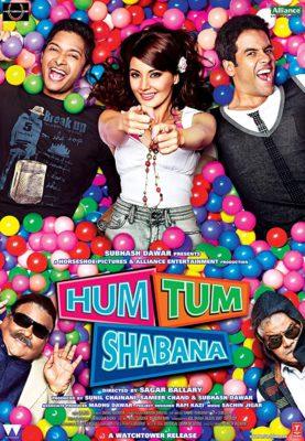 Hum Tum Shabana (2011) Hindi