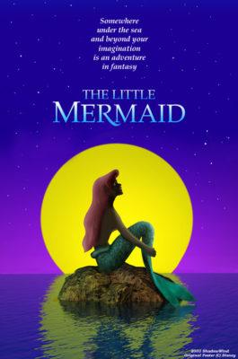 The Little Mermaid (1989) Hindi Dubbed