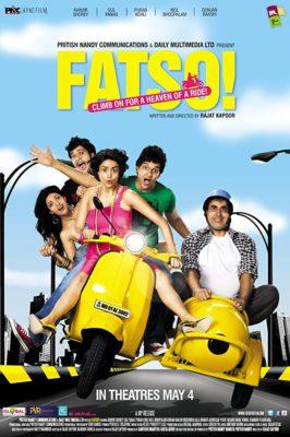 Fatso! (2012) Hindi
