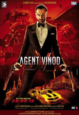 Agent Vinod (2012) Hindi