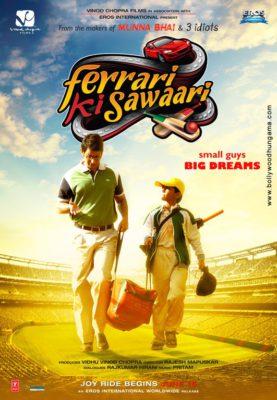 Ferrari Ki Sawaari (2012) Hindi