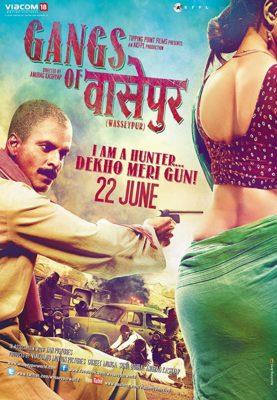 Gangs of Wasseypur – Part 1  (2012) Hindi