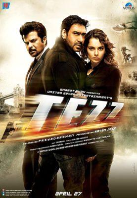 Tezz (2012) Hindi
