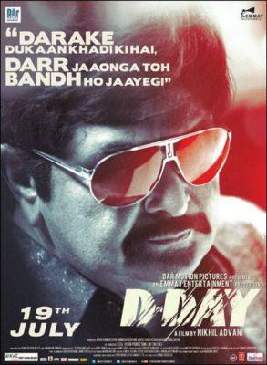D-Day (2013) Hindi