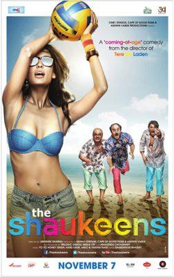 The Shaukeens (2014) Hindi