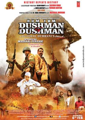 Hum Tum Dushman Dushman (2015) Hindi