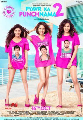 Pyaar Ka Punchnama 2 (2015) Hindi