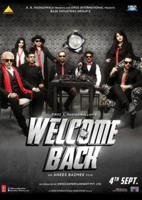 Welcome Back (2015) Hindi