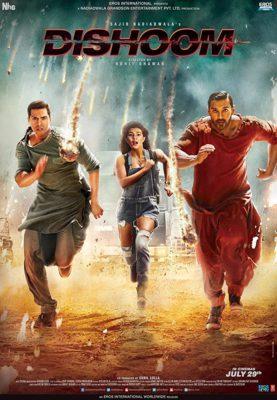 Dishoom (2016) Hindi