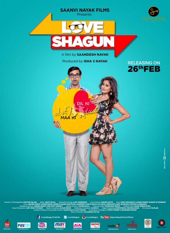 Love Shagun (2016) Hindi