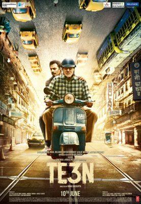 Te3n (2016) Hindi