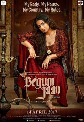 Begum Jaan (2017) Hindi