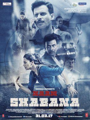 Naam Shabana (2017) Hindi