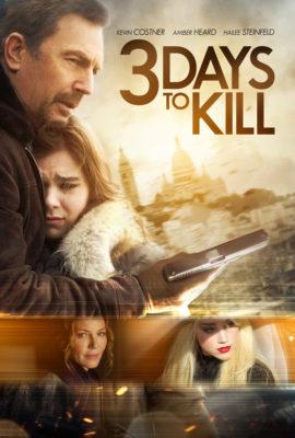3 Days to Kill (2014) Hindi Dubbed
