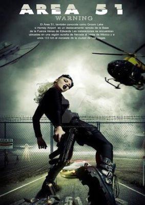 Area 51 (2015) Hindi Dubbed