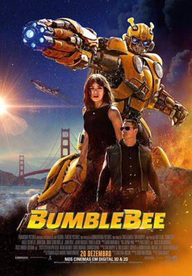 Bumblebee (2018) Hindi Dubbed