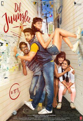 Dil Juunglee (2018) Hindi