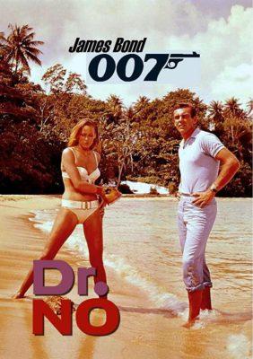 Dr. No (1962) Hindi Dubbed