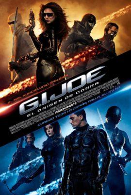 G.I. Joe: The Rise of Cobra (2009) Hindi Dubbed