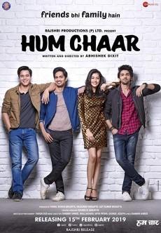 Hum chaar (2019) Hindi