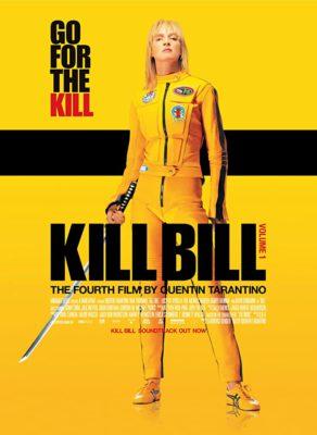 Kill Bill 1 (2003) Hindi Dubbed