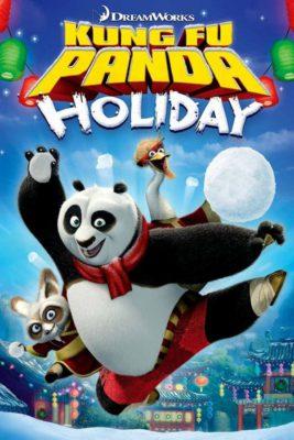 Kung Fu Panda Holiday (2010) Hindi Dubbed