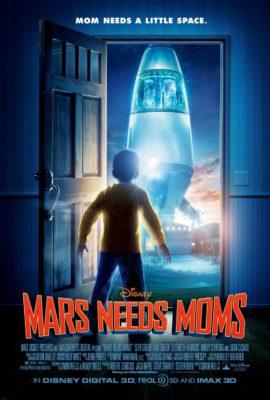 Mars Needs Moms (2011) Hindi Dubbed