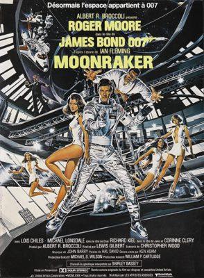 Moonraker (1979) Hindi Dubbed