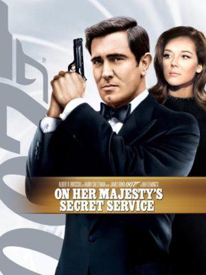 On Her Majesty's Secret Service (1969) Hindi Dubbed