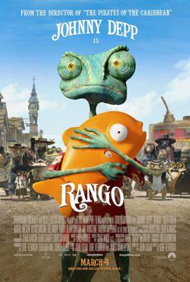 Rango (2011) Hindi Dubbed