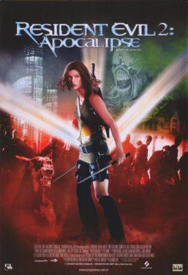 Resident Evil: Apocalypse (2004) Hindi Dubbed