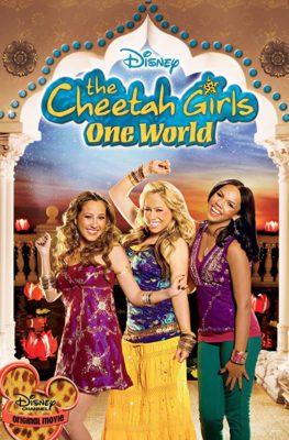 The Cheetah Girls: One World (2008) Hindi Dubbed