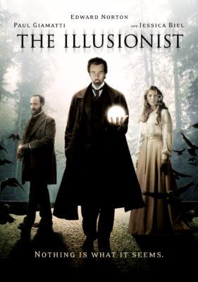 The Illusionist (2006) Hindi Dubbed