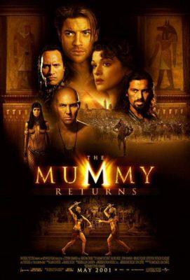 The Mummy Returns (2001) Hindi Dubbed