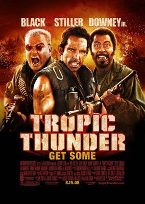 Tropic Thunder (2008) Hindi Dubbed
