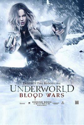 Underworld: Blood Wars (2016) Hindi Dubbed