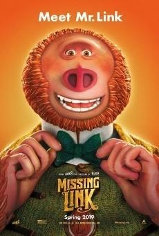 Missing Link (2019) English
