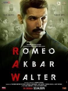Romeo Akbar Walter (2019) Hindi