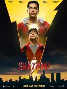 Shazam (2019) Hindi Dubbed