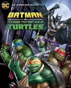Batman vs. Teenage Mutant Ninja Turtles (2019) English