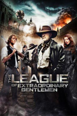 The League of Extraordinary Gentlemen (2003) Hindi Dubbed